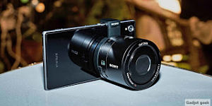 sony attachable lens