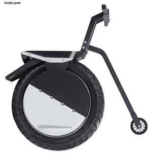 Moto Pogo With Balanced Wheel