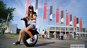 Moto Pogo Self Balancing Cycle