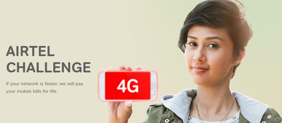 Airtel 4G Technologies