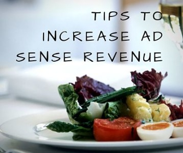 Tips to increase Ad sense revenue