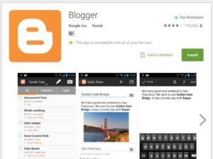 android apps for bloggers 2016