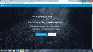 Wordpress App for bloggers