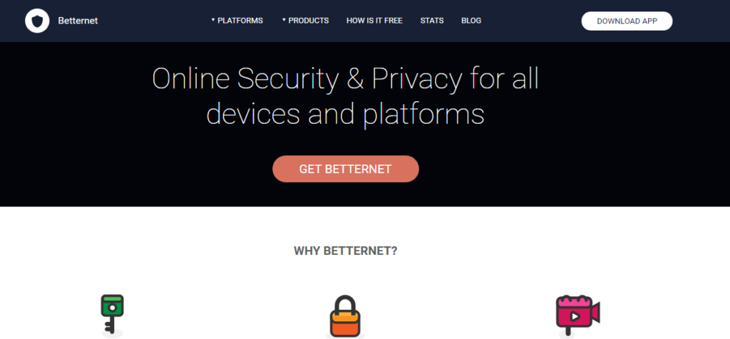 betternet vpn review of the year