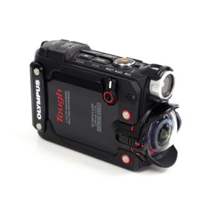 Olympus TG-Tracker action Camera