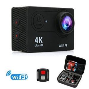 FITFORT Action Camera 4K action Camera