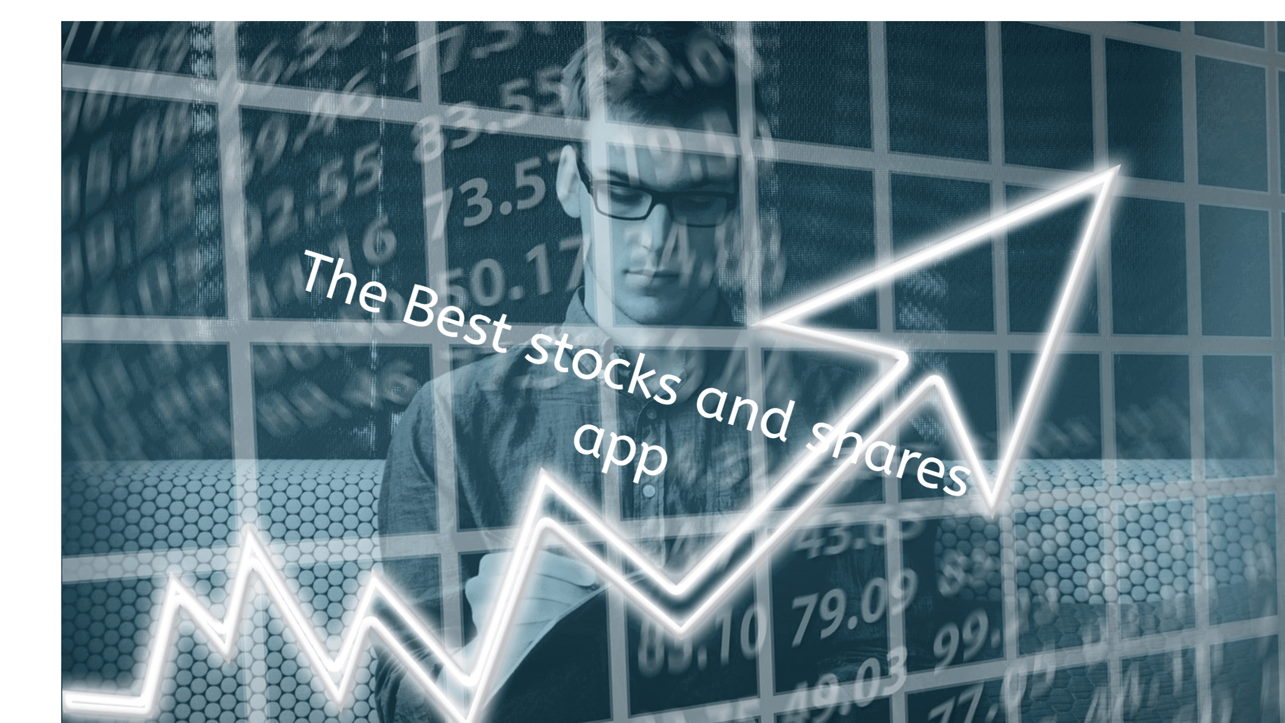 The Best stocks and shares app imges