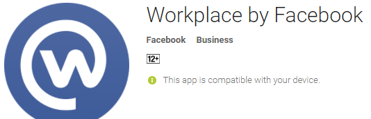 workplace by facebook review
