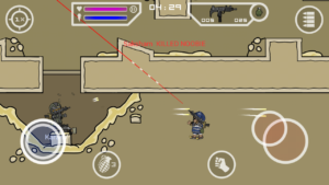 mini militia hack apk download for android