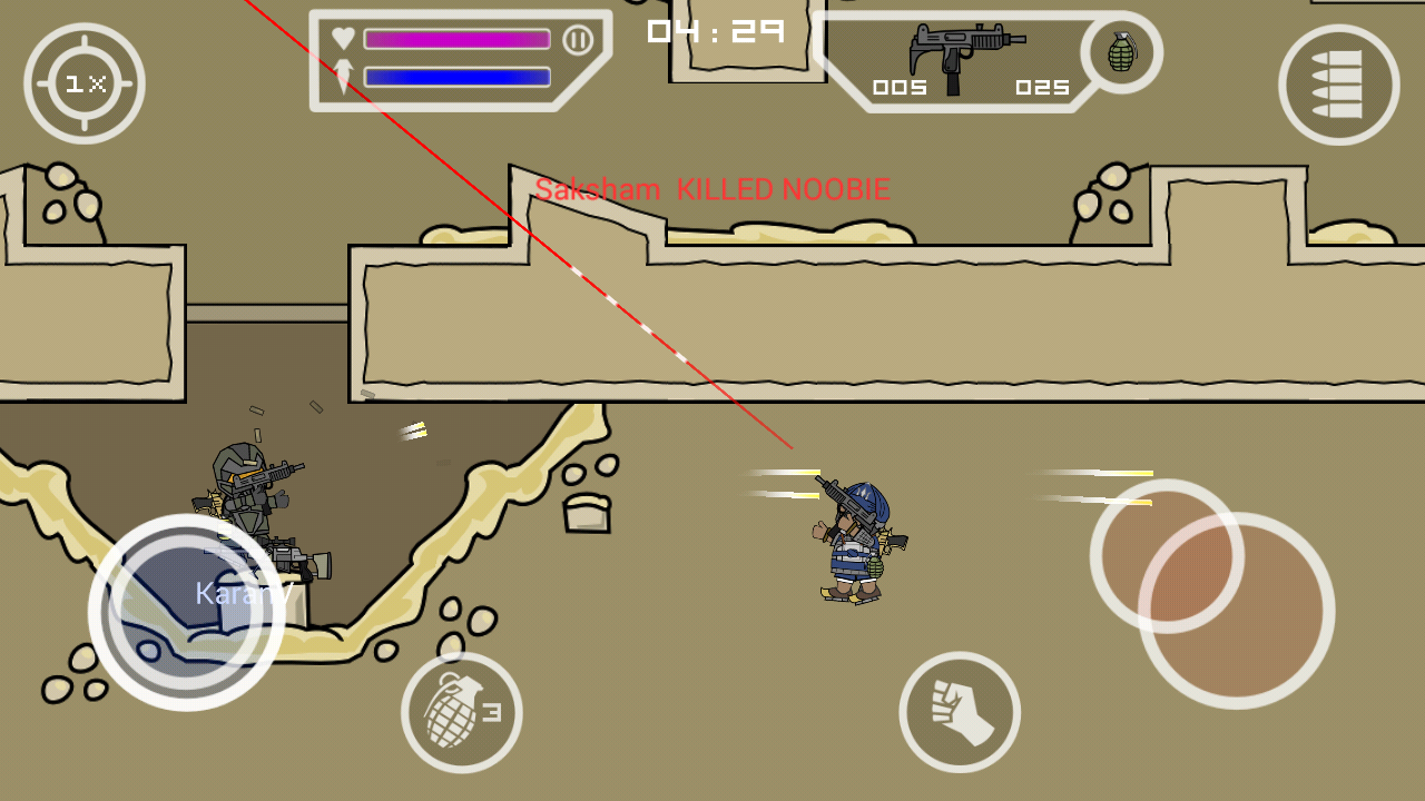 Awesome mini militia hack apk download for android Step by Step