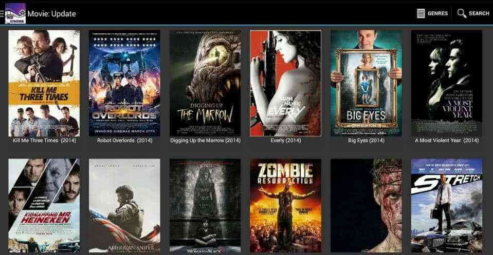 HD Cinema Apk 2018 Download