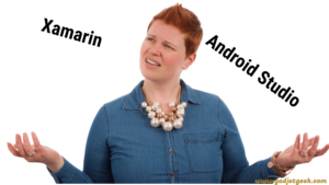 Xamarin vs android studio 2018