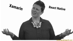 xamarin vs react native 2018