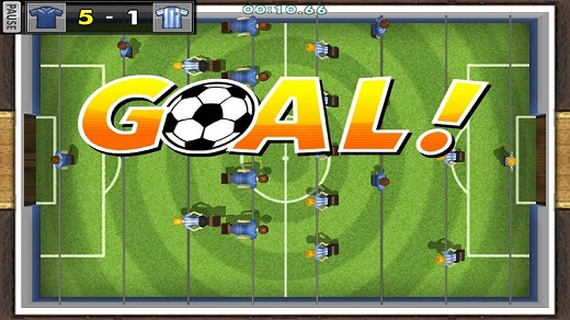 10 best foosball apps for Android and Apple with detail information