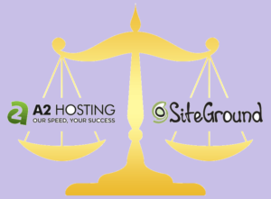 A2 HOSTING VS SITEGROUND