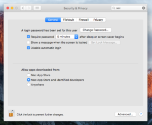 How to check for malware on mac detail