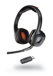 top wireless headset with mic