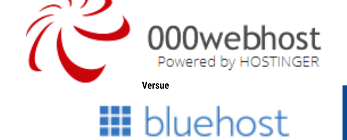 000webhost vs bluehost web hosting