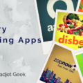 grocery shopping apps