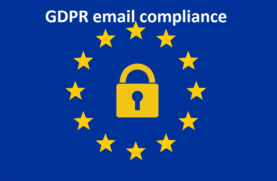 GDPR email compliance 2018