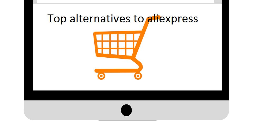 alternative of aliexpress